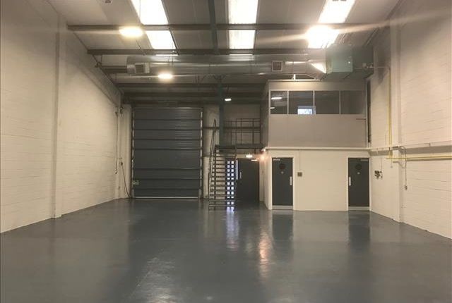 Light industrial to let in Unit 33E, Number One Industrial Estate, Consett