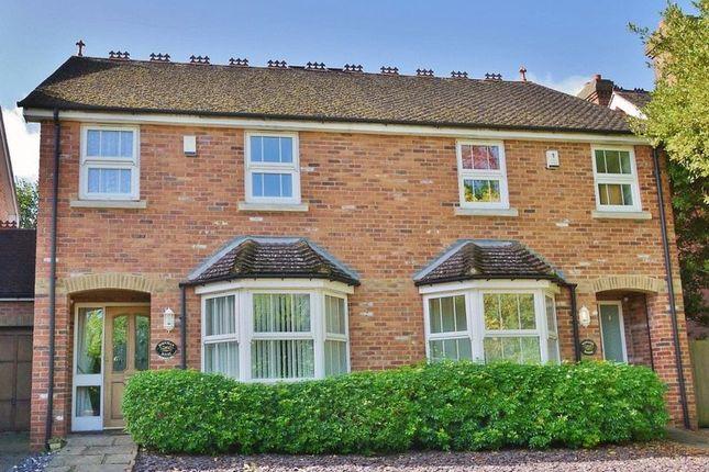 Thumbnail Semi-detached house for sale in Hastings Road, Pembury, Tunbridge Wells