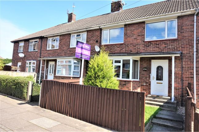 Terraced house for sale in Edge Avenue, Scartho