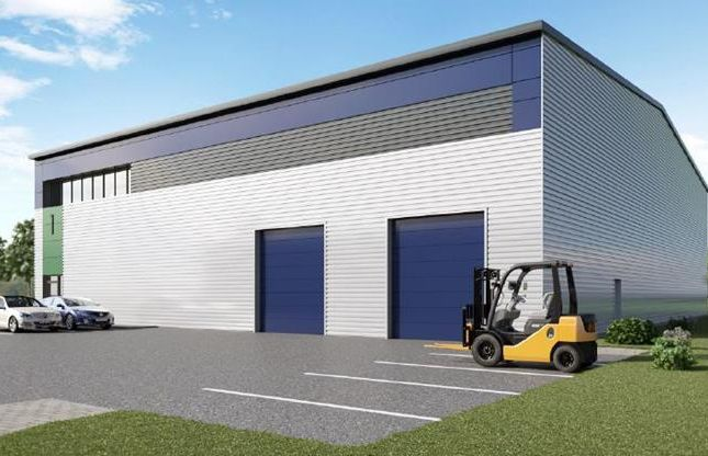 Thumbnail Light industrial to let in Phase 2, Chancerygate Industrial Estate, Denbigh Road, Bletchley, Milton Keynes