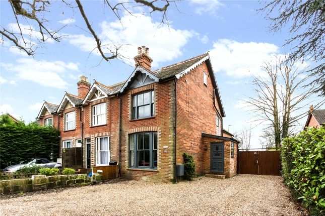 End terrace house for sale in Yorktown Road, College Town, Sandhurst, Berkshire