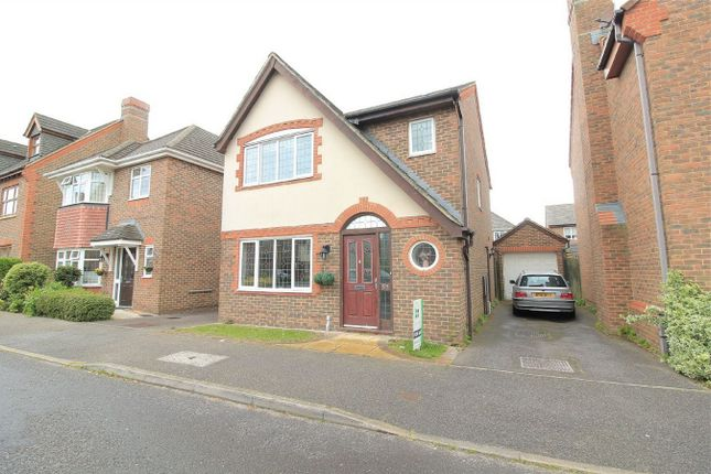Thumbnail Detached house for sale in Hornbeam Avenue, Bexhill On Sea, East Sussex