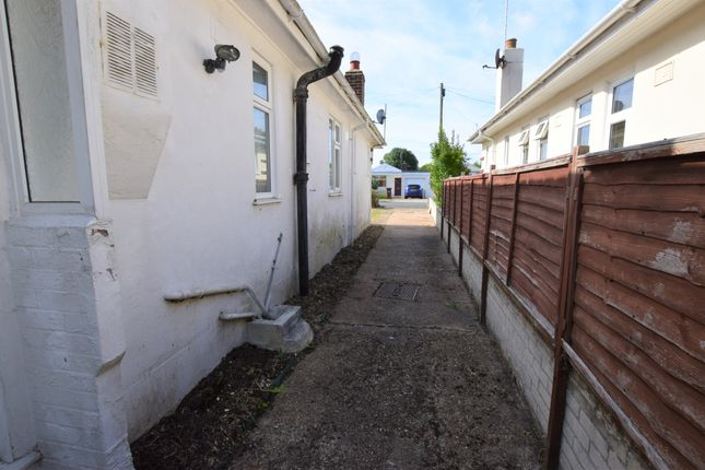 Driveway of Grenville Road, Pevensey Bay BN24