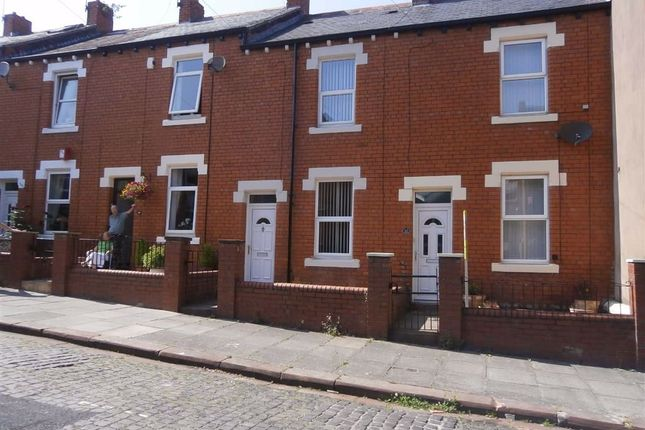 2 bed terraced house to rent in Leatham Street, Carlisle CA2