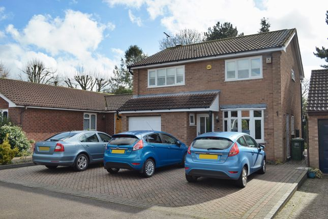 Thumbnail Detached house for sale in Griffin Road, Warwick