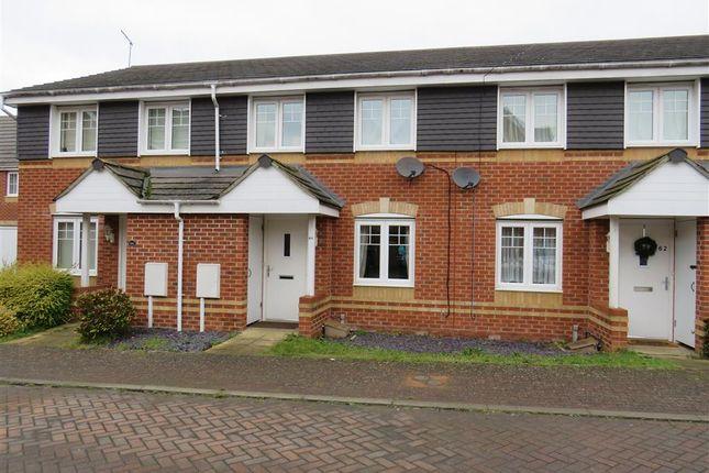 Thumbnail Terraced house for sale in Regency Court, Rushden