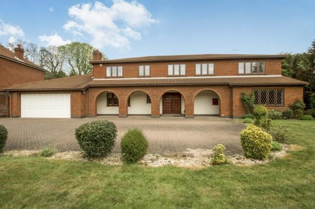 Thumbnail Detached house for sale in Hall Gardens, Bramcote, Nottingham, Nottinghamshire