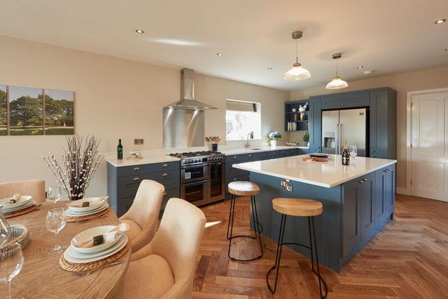 Thumbnail Detached house for sale in Youngs Way, Pontesbury, Shrewsbury