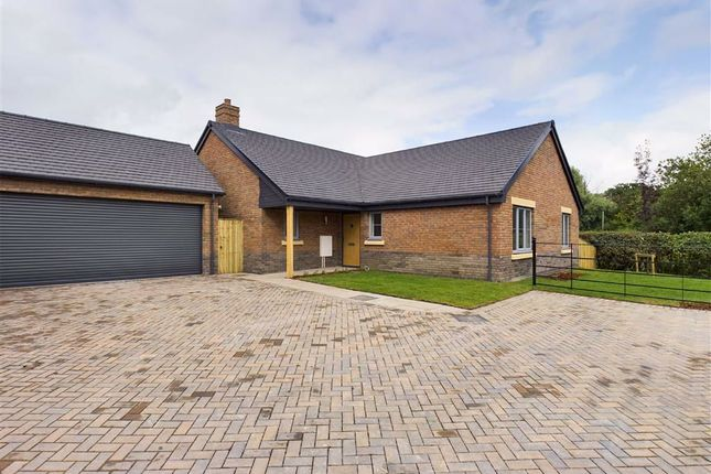 3 bed bungalow for sale in Mission Hut Mews, Lyonshall, Herefordshire HR5