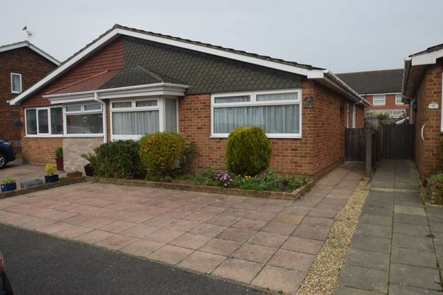 Thumbnail Bungalow to rent in Atalanta Close, Southsea