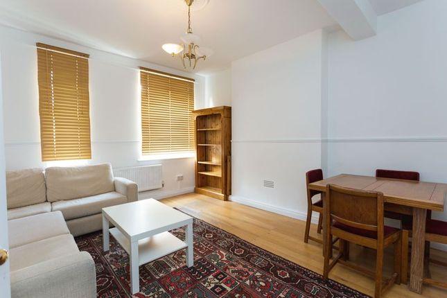 Thumbnail Flat to rent in West Lane, Bermondsey