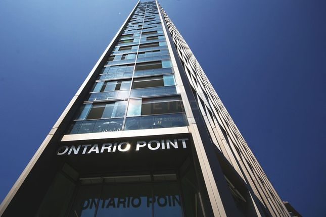 Thumbnail Flat to rent in Ontario Point, Canada Water