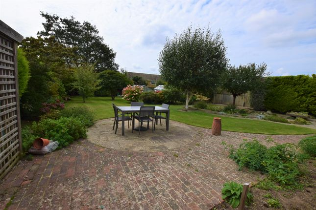 Rear Garden of Pevensey Park Road, Westham BN24