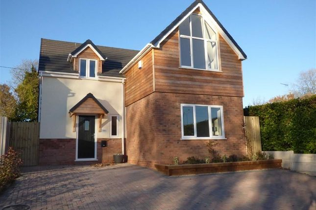 Thumbnail Detached house for sale in Main Road, Milford, Stafford