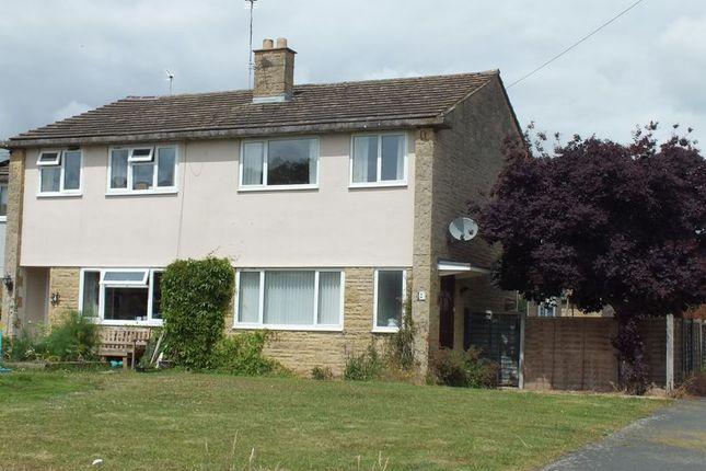 Thumbnail Semi-detached house for sale in St. Giles, Bletchingdon, Kidlington