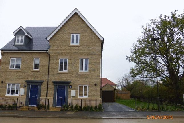 Terraced house to rent in Little Grebe Road, Bishops Cleeve, Cheltenham