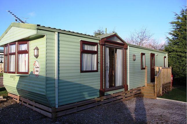 Thumbnail Lodge to rent in Willerby Lindhurst, Glen Tarn Caravan Park, Blea Tarn Road, Lancaster