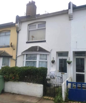 Thumbnail Terraced house for sale in Corsham Road, Paignton, Devon
