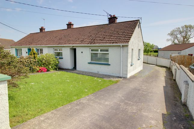 Thumbnail Semi-detached bungalow for sale in Ballyfrenis Cottages, Millisle