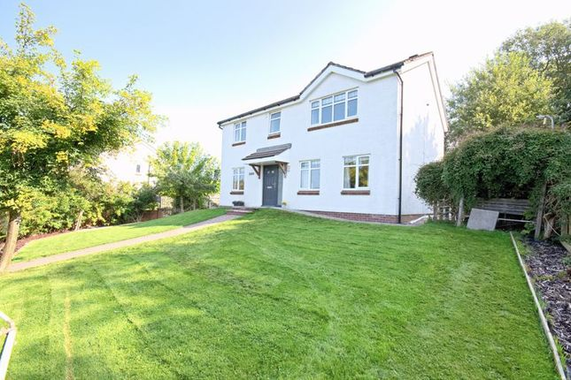 Thumbnail Detached house for sale in The Groves, Hensingham, Whitehaven