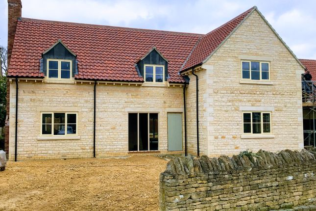 Thumbnail Detached house for sale in Macham Close, Swinstead, Grantham