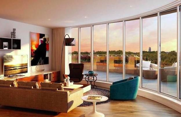 Thumbnail Flat for sale in Altissima Building, Vista, Chelsea