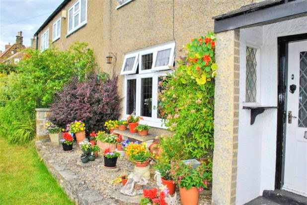 Thumbnail Semi-detached house for sale in Borrowby, Thirsk
