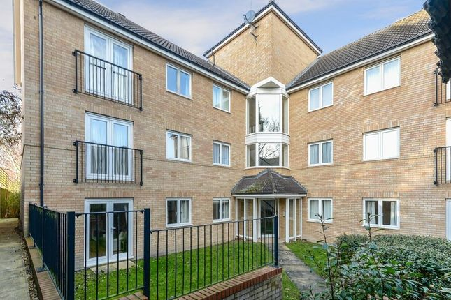 Thumbnail Flat for sale in Pippin Grove, Royston