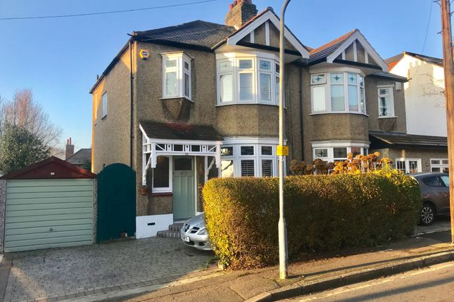 Thumbnail Semi-detached house for sale in Danbury Way, Woodford Green
