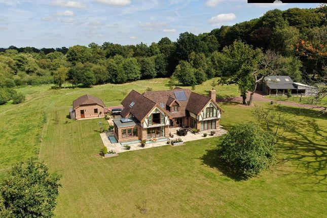 Thumbnail Equestrian property for sale in Swissland Hill, Dormans Park, Surrey