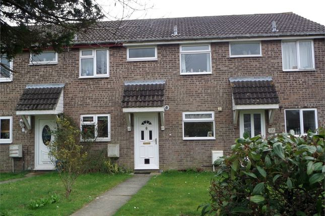 Thumbnail Terraced house to rent in Holly Close, Bulwark, Chepstow, Monmouthshire