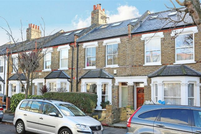 Thumbnail Terraced house for sale in Somerset Road, Bedford Park Borders, Chiswick, London