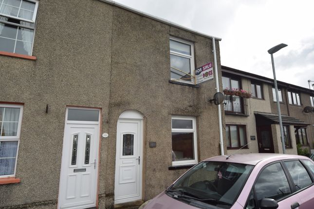 Thumbnail End terrace house to rent in Steel Street, Ulverston, Cumbria