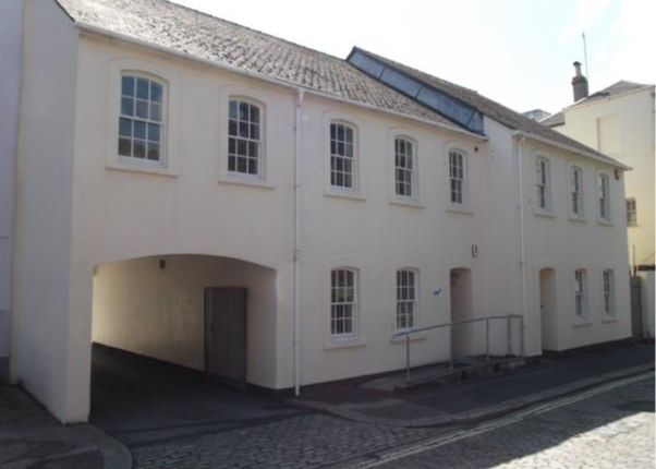 Thumbnail Office for sale in Units 4 & 5 Russell Court, St. Andrew Street, Plymouth, Devon
