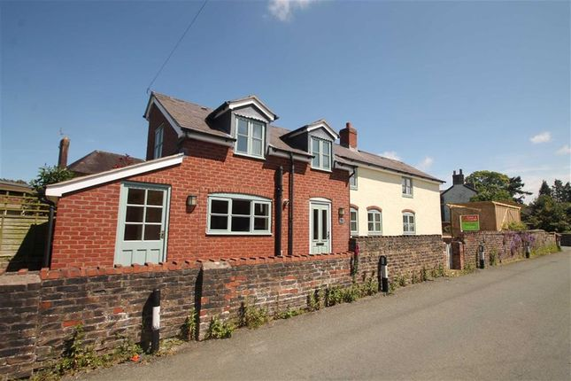 Thumbnail Detached house to rent in Middleton Road, Oswestry