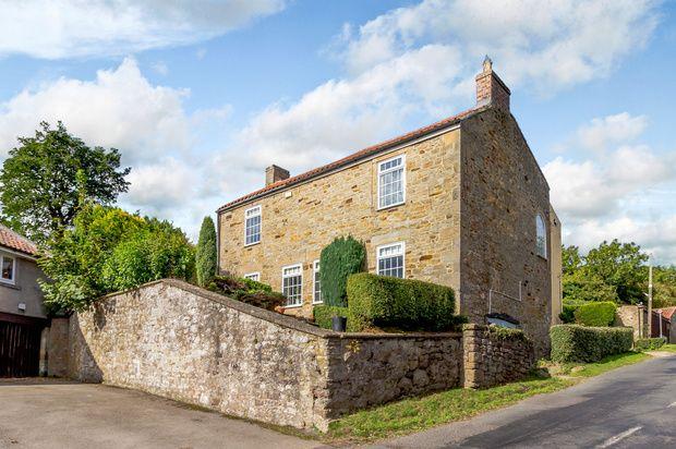Thumbnail Detached house for sale in Scurrah House Lane, Moulton, Richmond