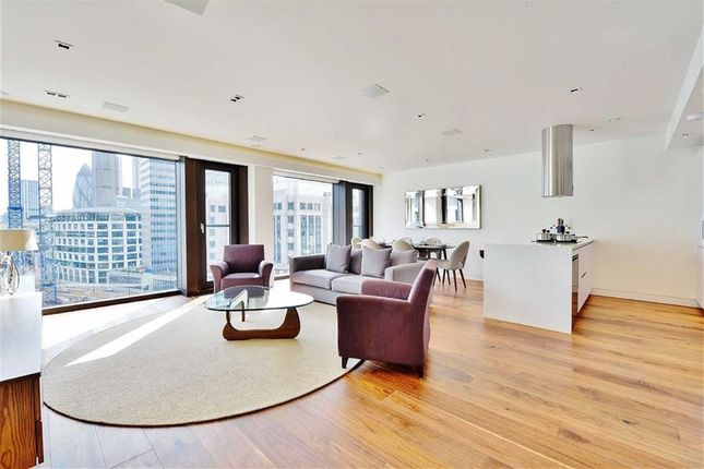 Thumbnail Flat for sale in Roman House, The City, London