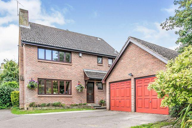 Thumbnail Detached house for sale in Melton Grange Road, Melton, Woodbridge
