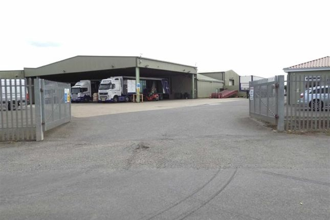 Thumbnail Light industrial for sale in Church Green Road, Boston, Lincs
