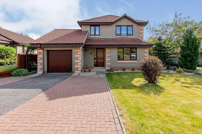 Thumbnail Detached house for sale in Brucelands, Elgin, Moray