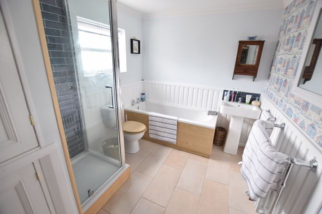 Bathroom of Eastbourne Road, Pevensey Bay BN24
