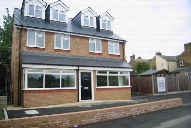 Thumbnail Flat to rent in East Street, Snodland