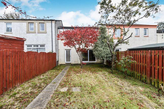 Thumbnail Terraced house for sale in Bonnyton Foot, Girdle Toll, Irvine