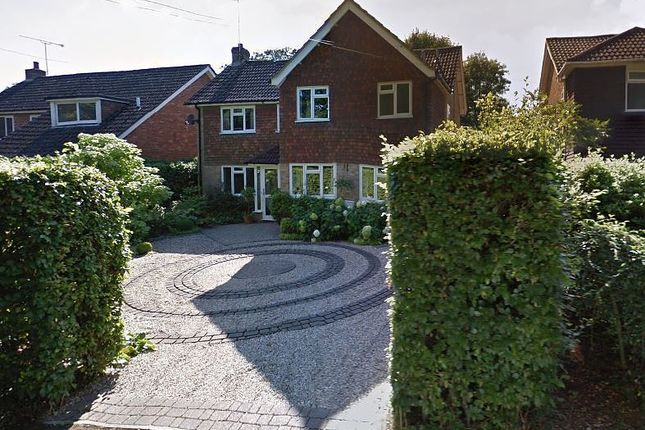 Thumbnail Detached house to rent in Hillary Road, Farnham