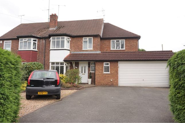 Thumbnail Semi-detached house for sale in Shirley Road, Maidenhead