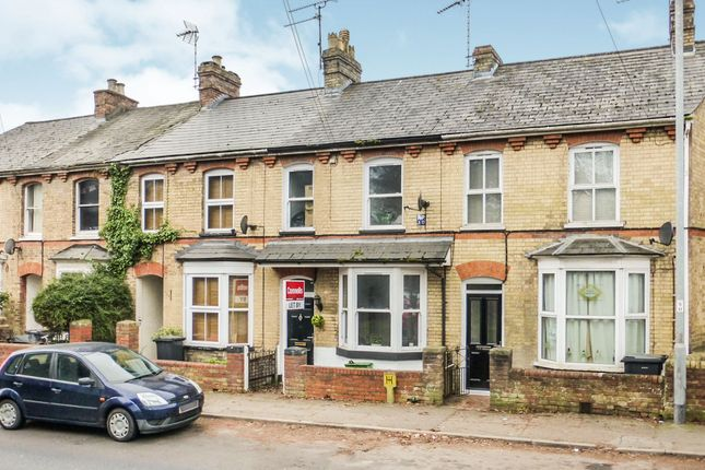 Thumbnail Terraced house for sale in Staplegrove Road, Staplegrove, Taunton