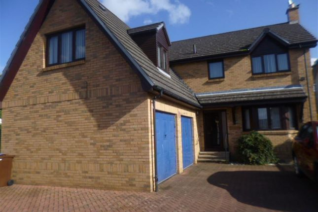 Thumbnail Detached house to rent in The Spires, Foredale Terrace, Bo'ness, Falkirk