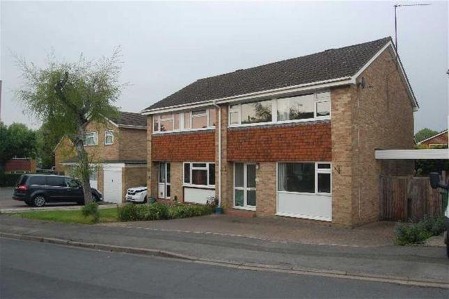 3 bedroom semi-detached house to rent in Amberley Close, Newbury