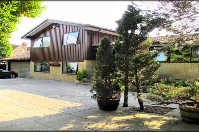 Thumbnail Detached house for sale in Ranvilles Lane, Stubbington, Fareham