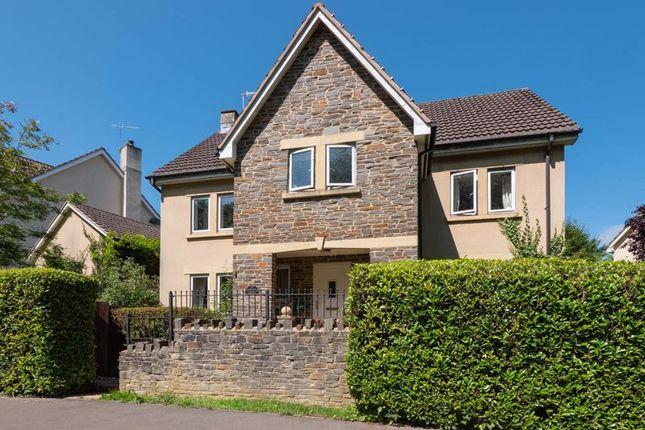 Thumbnail Detached house for sale in Theynes Croft, Long Ashton, Bristol
